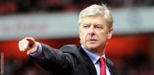 wenger pointing